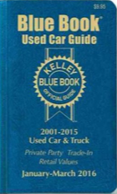 Moter Car Blue Book
